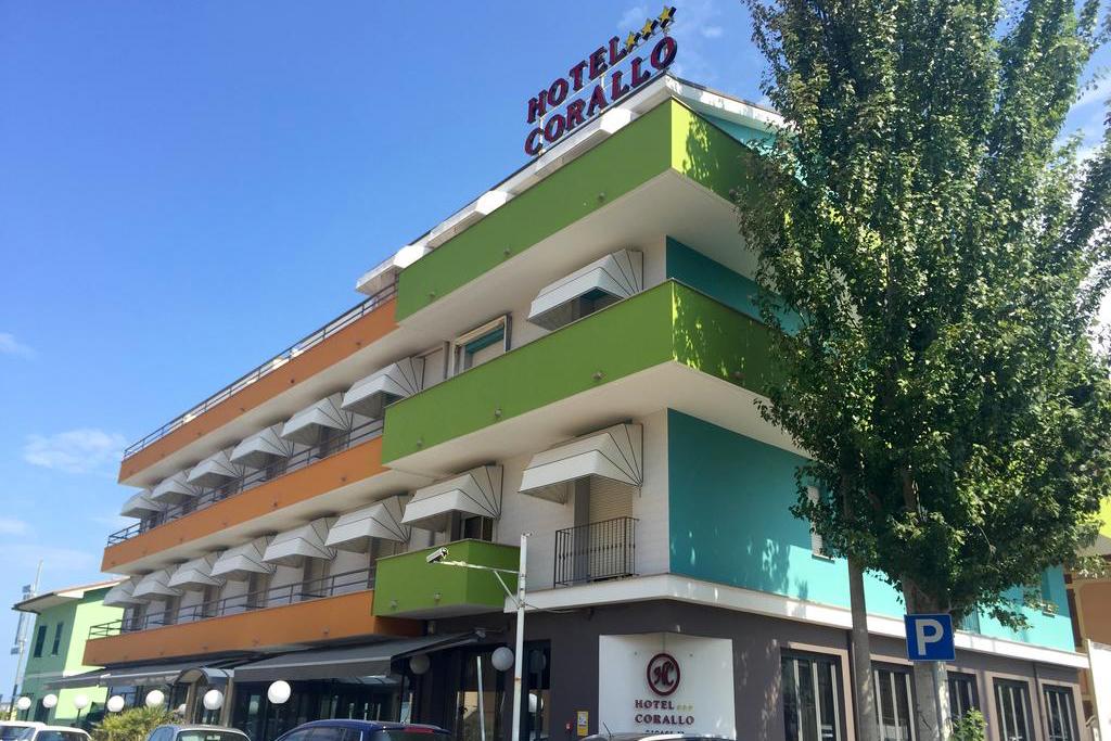 Hotel 3 stars rooms Fano
